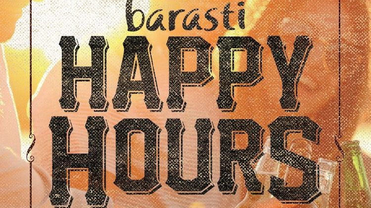 Barasti Happy Hours